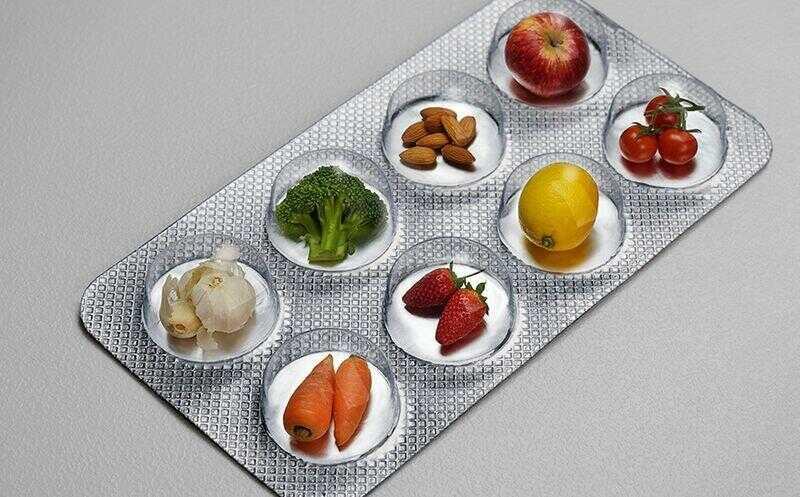 Owoce wplastikowych opakowaniach